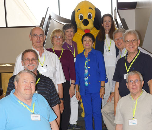 NVRC 2015 Board of Directors