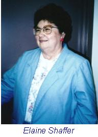 Elaine Shaffer