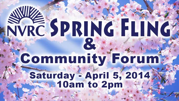 Spring Fling & Community Forum
