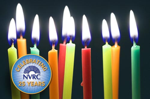 Happy Birthday NVRC