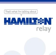 HamiltonRelay