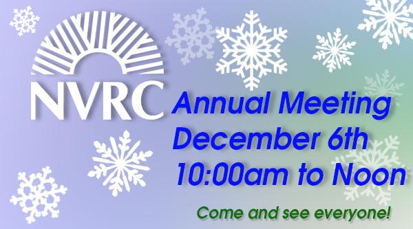 NVRC Annual Meeting
