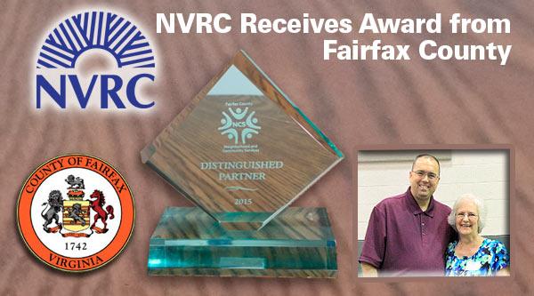 NVRC receives Award