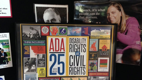 Historical ADA display