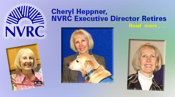 Cheryl Heppner  - Retires