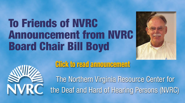 NVRC Board Announcement